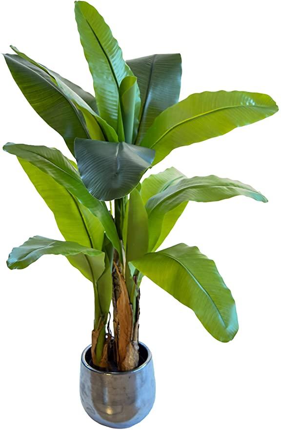 Bananera Artificial planta artificial 120 cm