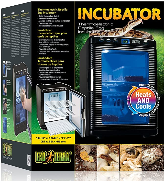 Incubadora Exo Terra incubator