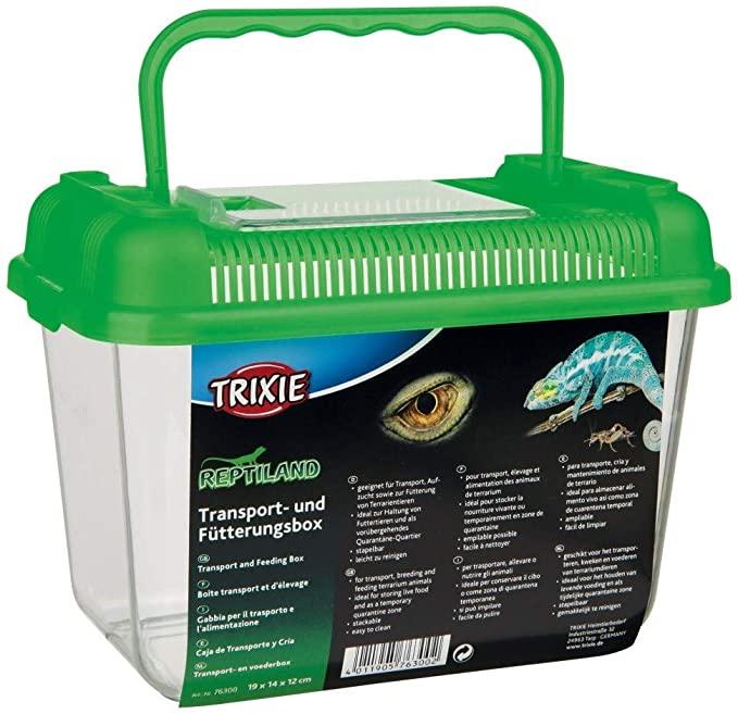 Trixie Transporte y Caja de alimentación