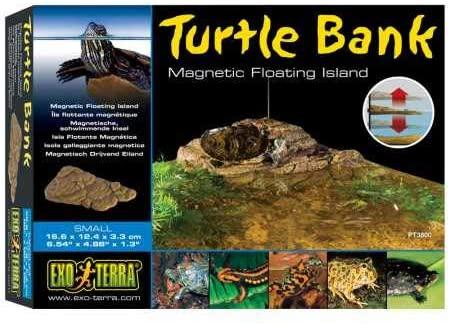 isla flotante magnetica