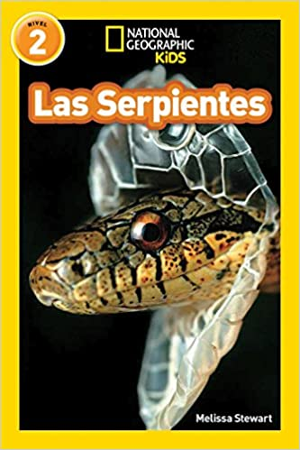 libro de las serpientes para niños
