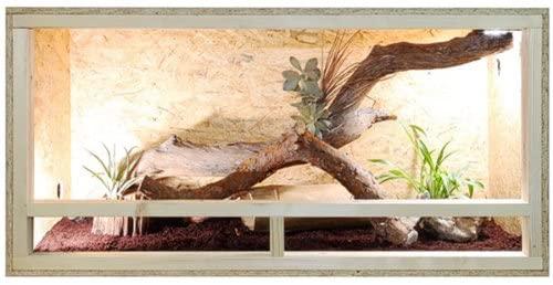 terrario madera 120x60x60