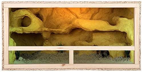 terrario reptile vivarium 100x50x50