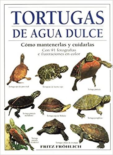 tortugas de agua dulce